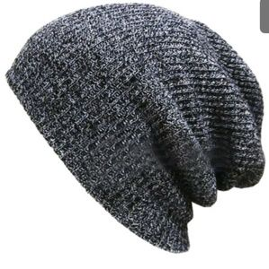 Other - ♥️New gray unisex knit hat last one